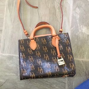 Dooney & Bourke Mini Janine Satchel